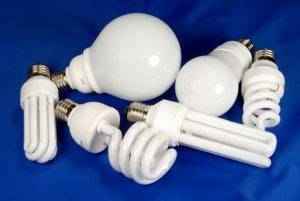 Газоразрядные лампы освещения