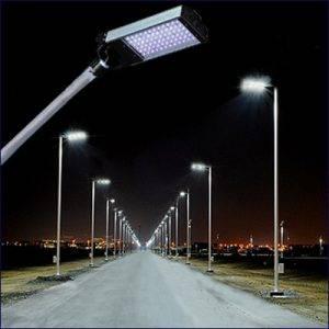 Уличный светодиодный универсальный светильник