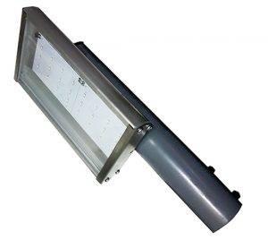 Уличный консольный светодиодный светильник