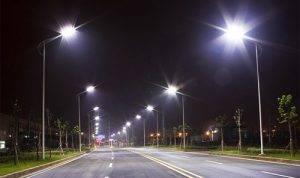 Газоразрядные лампы для уличного освещения